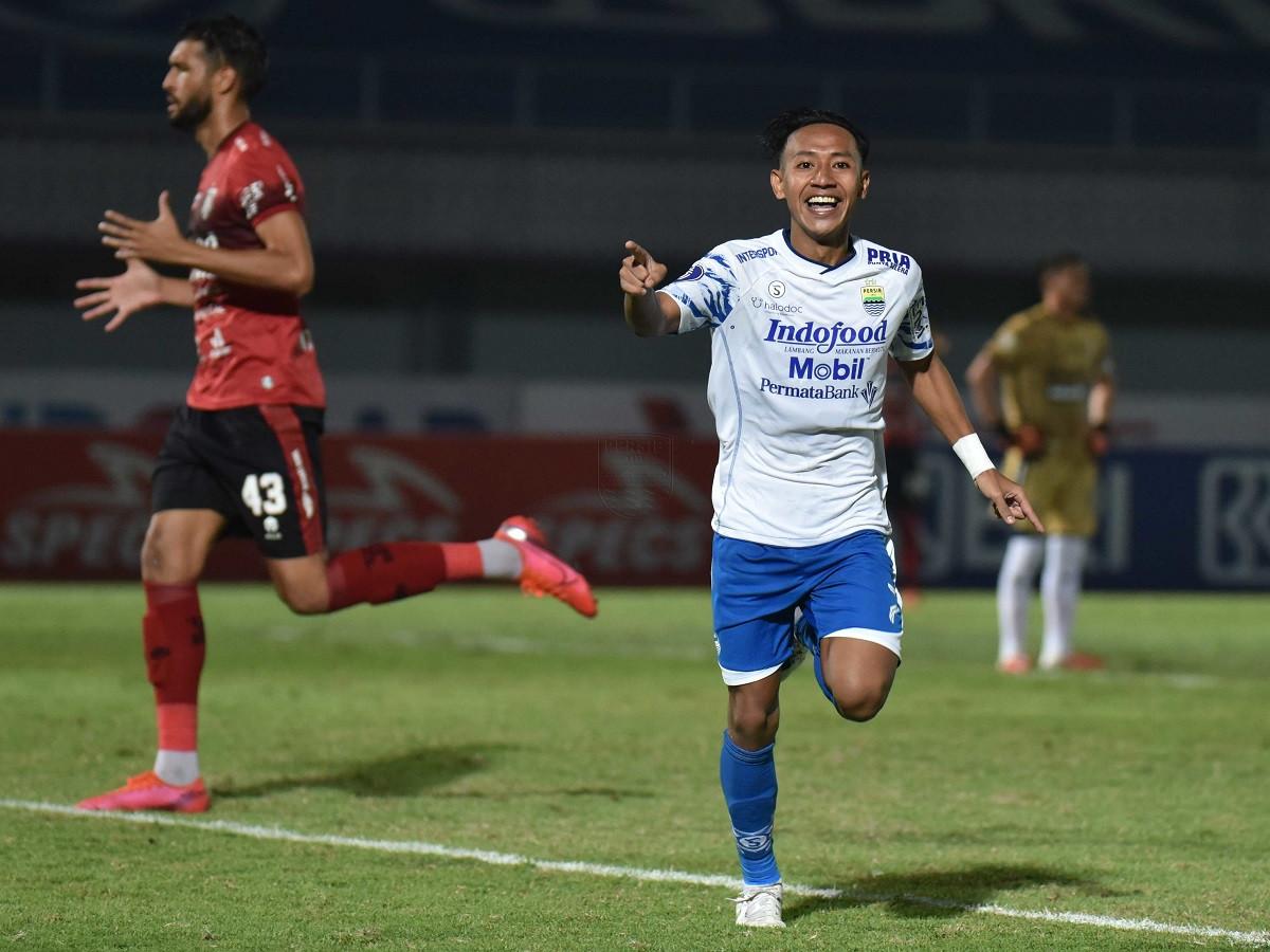 Beckham Putra Pemain Persib Pertama Cetak Brace ke Bali United, Responsnya Tak Terduga - JPNN.com Bali
