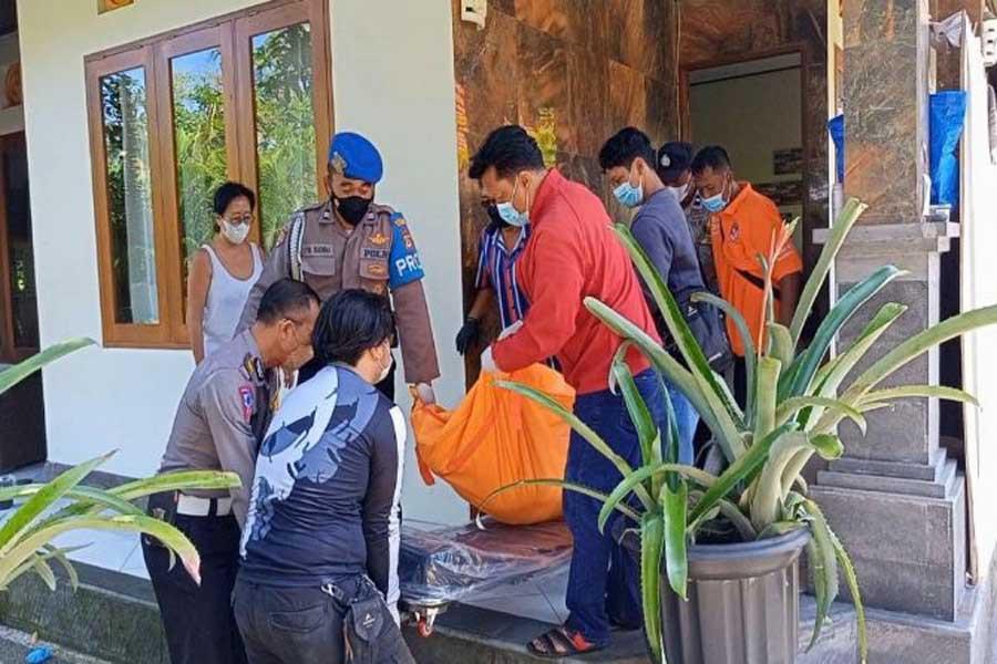 Bule Kanada di Karangasem Tewas dengan Luka Sayatan di Tangan dan Kaki, Ngeri - JPNN.com Bali