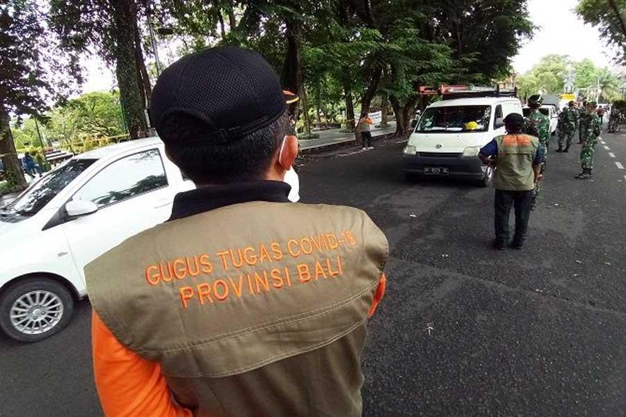 Ini Daftar Titik Penyekatan saat Pemberlakuan Ganjil Genap di Bali, Catat! - JPNN.com Bali