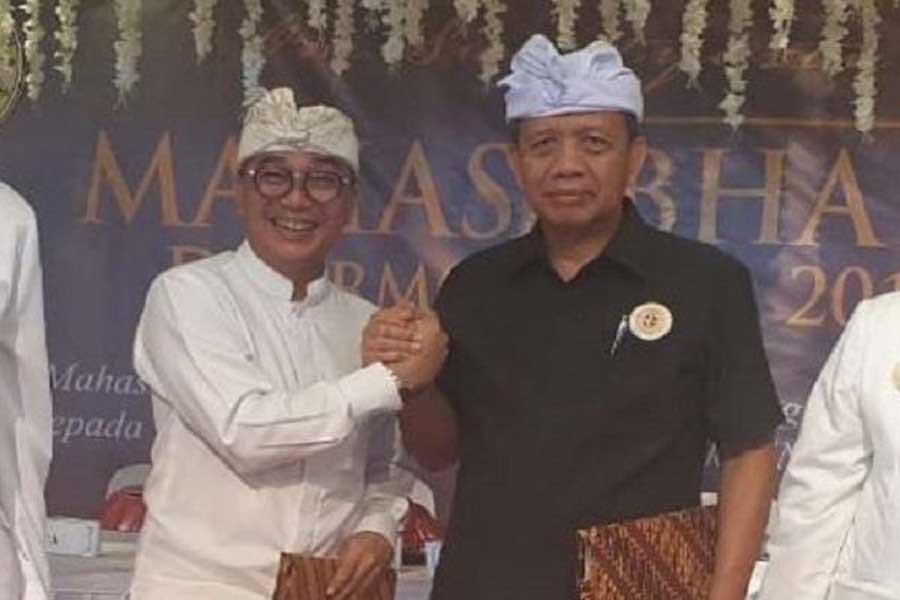 Persadha Nusantara Desak Marsekal (Purn) IB Dunia Mundur dari PHDI Abal-abal, Alasannya Menohok - JPNN.com Bali