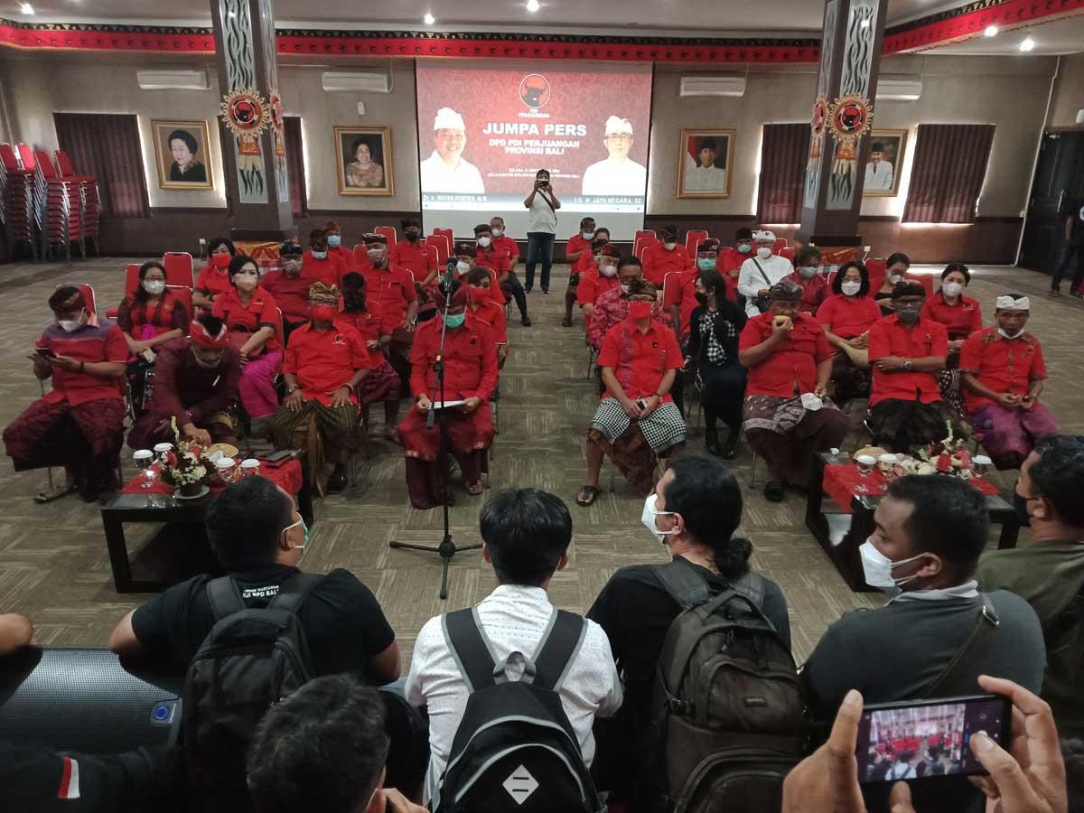 Kader PDIP Geber Keberhasilan Koster Pimpin Bali, Ambil Langkah Hukum Penyebar Hoaks - JPNN.com Bali