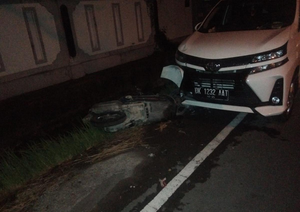 Mayat Pemotor yang Hanyut ke Sungai Ditemukan Telungkup, Identitas Masih Gelap - JPNN.com Bali
