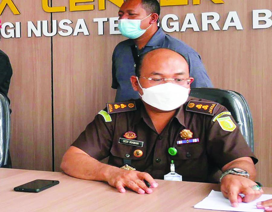 Kejati NTB: Kasus Korupsi RSUD KLU Sebelum TSK Danny Karter Jadi Wakil Bupati - JPNN.com Bali