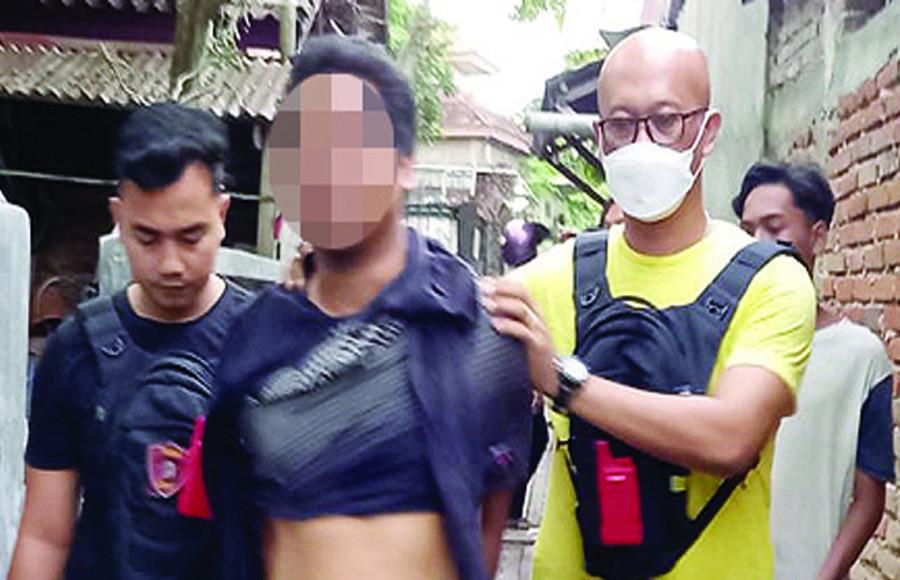 Begini Kisah Ayah di Mataram Sekap dan Aniaya Anak Sendiri, Lihat Tampang Pelaku - JPNN.com Bali