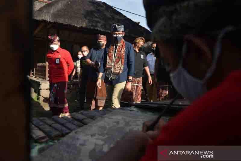 Menparekraf Sandiaga Uno Sebut Bali Sudah Sangat Siap Sambut Wisatawan - JPNN.com Bali