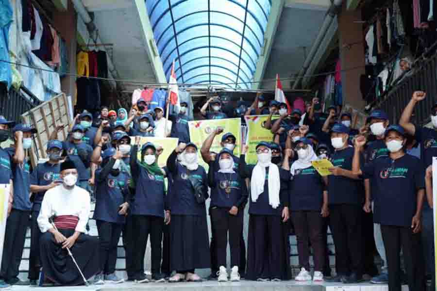 Relawan Kawan Sandi Pulau Lombok Usung Sandiaga Uno Maju Jadi Presiden 2024 - JPNN.com Bali