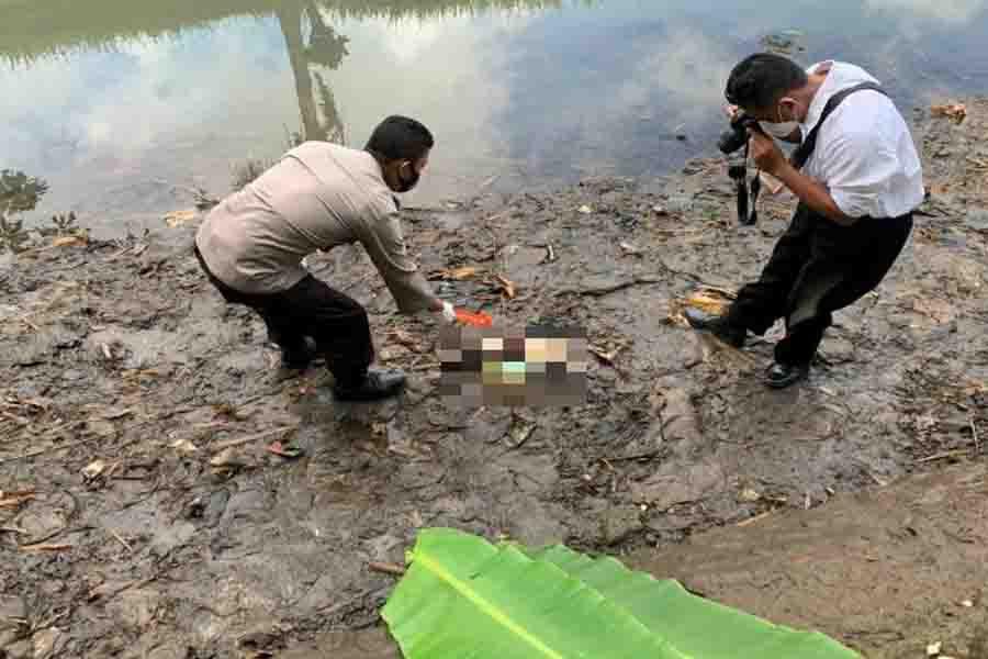Orok Tanpa Mata dan Kelamin Terdampar di Dam Tanah Putih, Ya Tuhan! - JPNN.com Bali