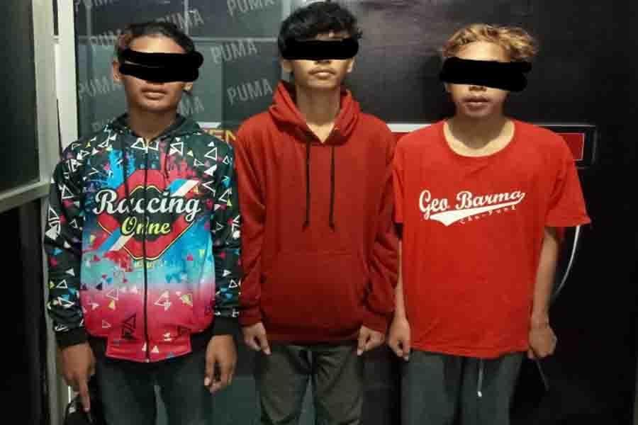 Siswi SMP Dicabuli Ramai-ramai Pelajar SMA di Rumah Pacar, Lihat Tampang TSK - JPNN.com Bali
