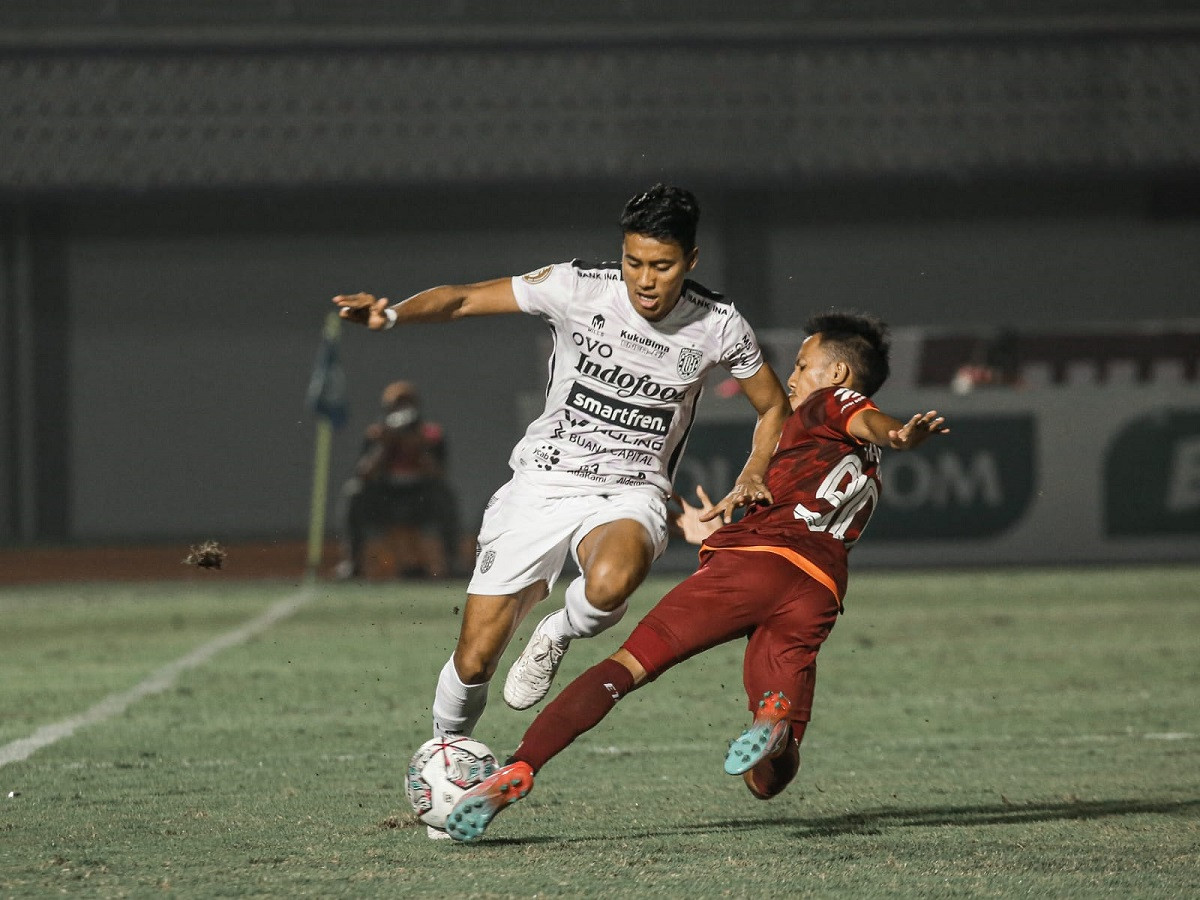 Teco Gagal Wujudkan Target, Bali United Ditahan Imbang Borneo FC - JPNN.com Bali