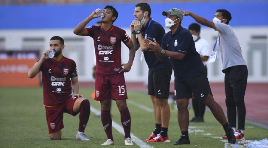 Coach Amir 'Keder' Skuad Mewah Bali United, Minta Terens Puhiri Dkk Tampil Habis-habisan - JPNN.com Bali