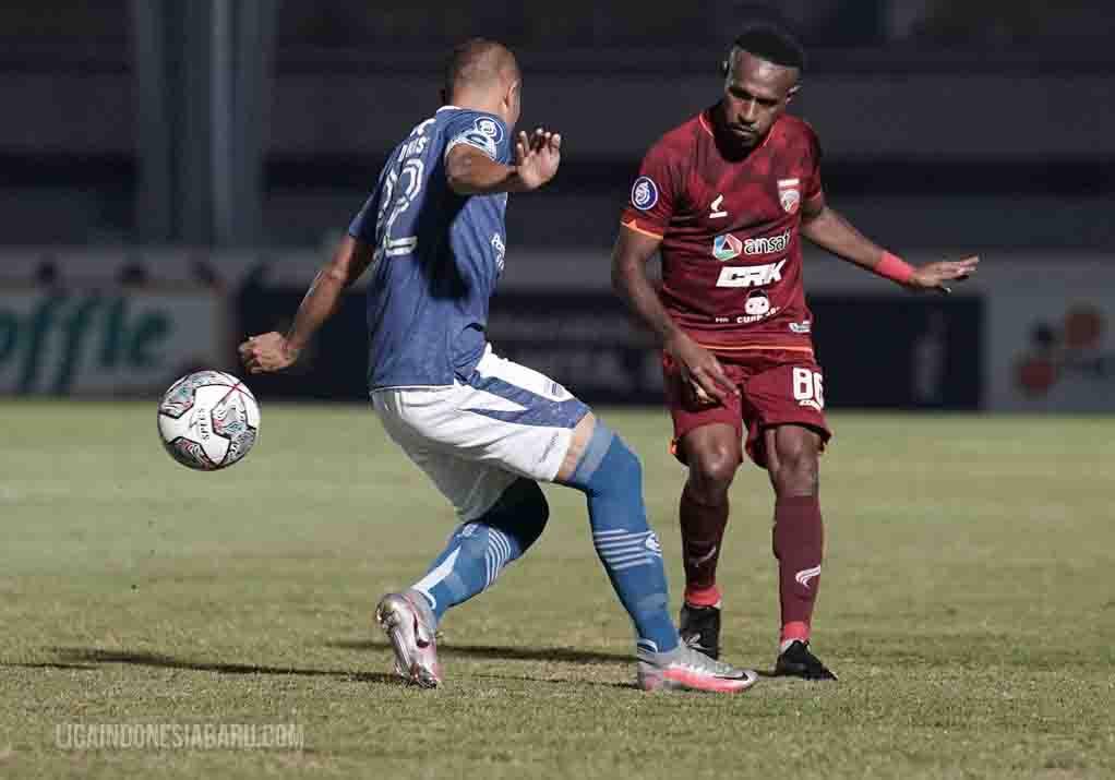 Coach Amir Redam Ambisi Spaso Cetak Gol, Tekad Curi Poin dari Bali United - JPNN.com Bali