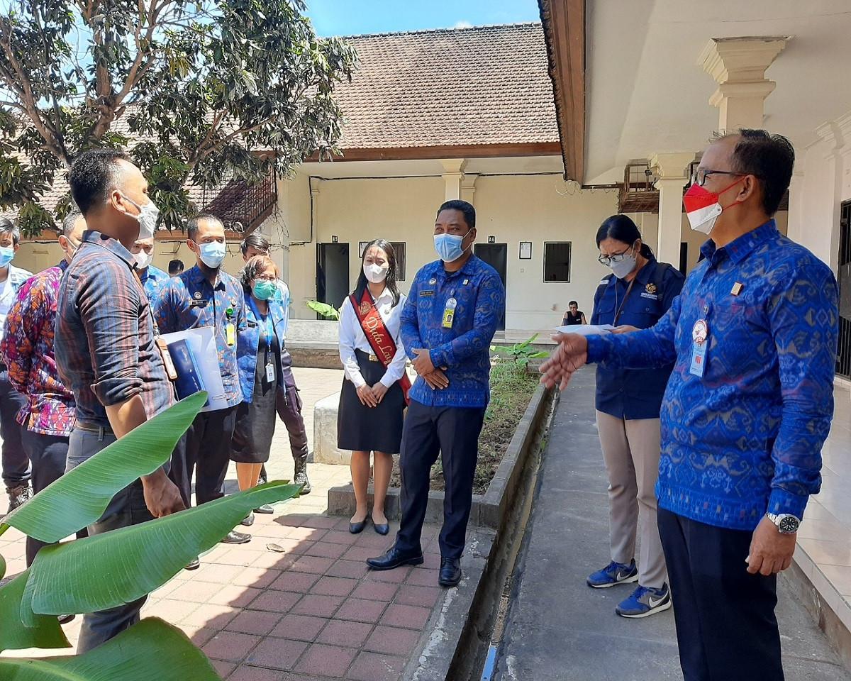 Ombudsman RI Sidak Rudenim Denpasar, Ada Apa? - JPNN.com Bali