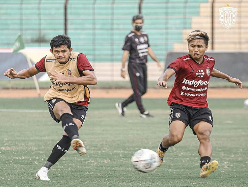 Empat Laga Bali United Tanpa Kemenangan, Ada Apa dengan Coach Teco? - JPNN.com Bali