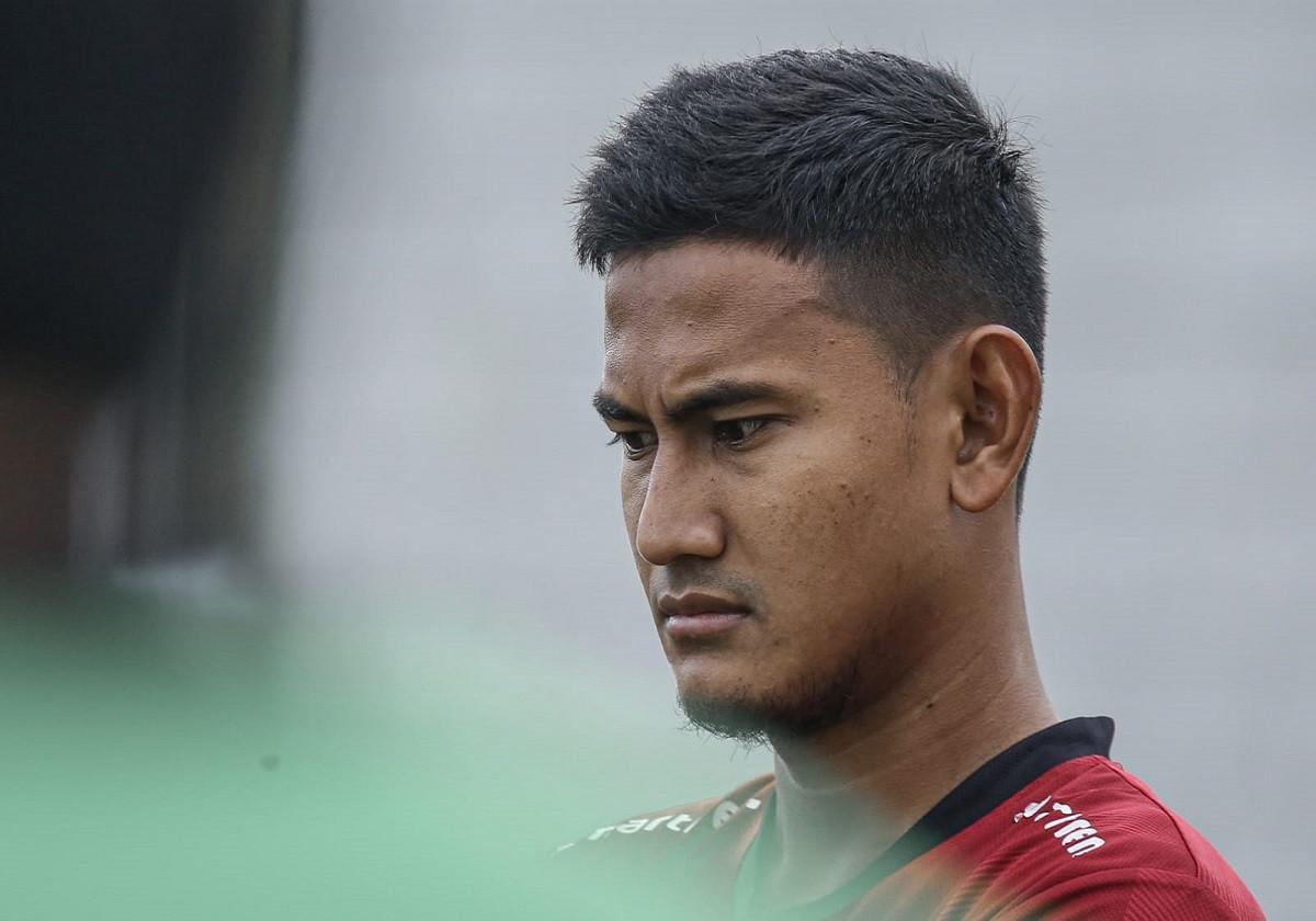 Haudi Target Akhiri Hasil Minor Kontra PSS Sleman, Ini Pesannya untuk Skuad Bali United - JPNN.com Bali