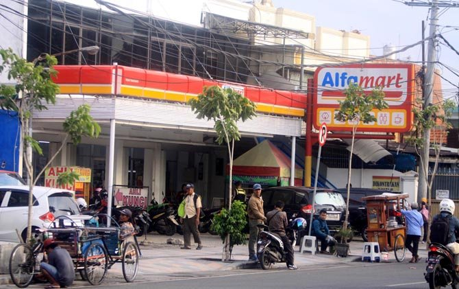 Jam buka market