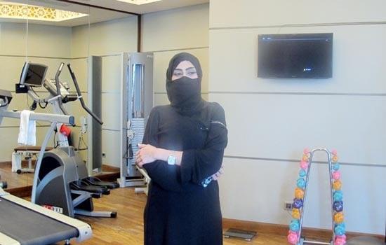 Inilah Sosok Instruktur Fitness Wanita di Makkah - JPNN.COM