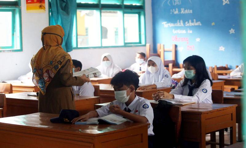 Respons Iqbal soal Asesmen PTM di DKI Jakarta yang Diserahkan Platform - JPNN.com