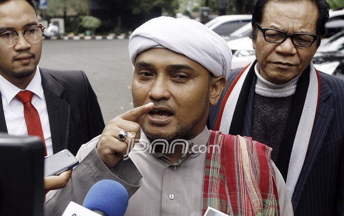 Habib Novel: Jangan-Jangan Jokowi Memang Tidak Paham Pancasila