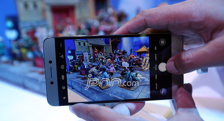 Peluncuran Smartphone Cool Dual - JPNN.COM
