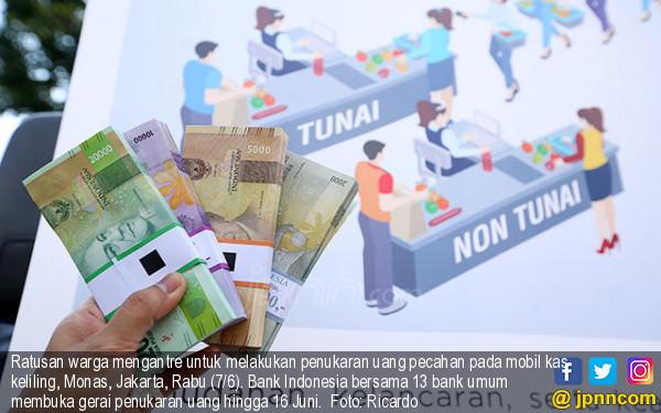 Jelang Lebaran, BI Mesti Perbanyak Tempat Penukaran Uang - JPNN.com