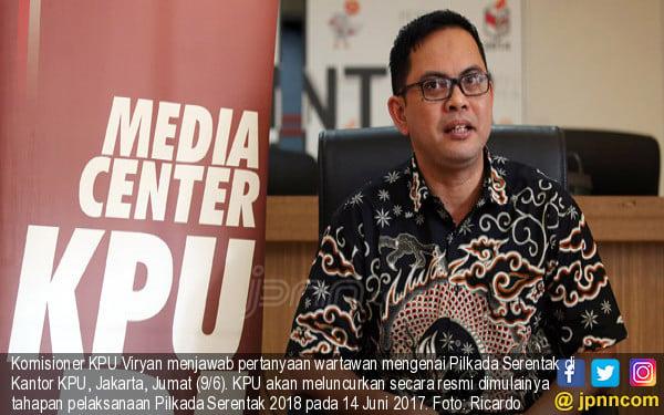Pujian KPU untuk Rencana Prabowo Gugat Hasil Pilpres ke MK - JPNN.com