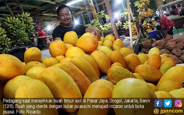 97 Pedagang Positif, Pasar Kemiri Ditutup - JPNN.com