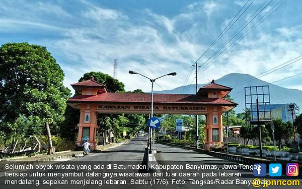 Sambut Libur Lebaran, Baturraden Berbenah - JPNN.COM