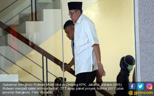 Terjaring OTT KPK, Inilah Total Harta Kekayaan Gubernur Bengkulu - JPNN.COM
