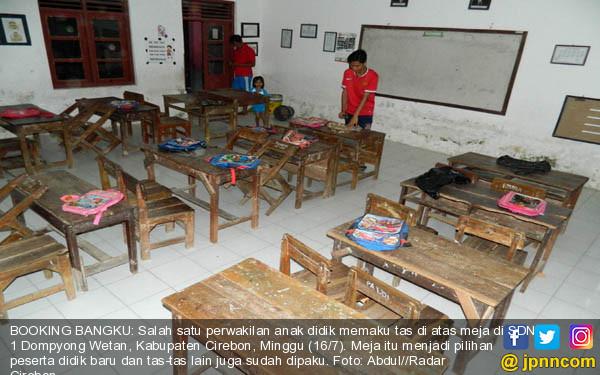 Tren Berebut Bangku Sekolah Masih Jadi Primadona - JPNN.COM