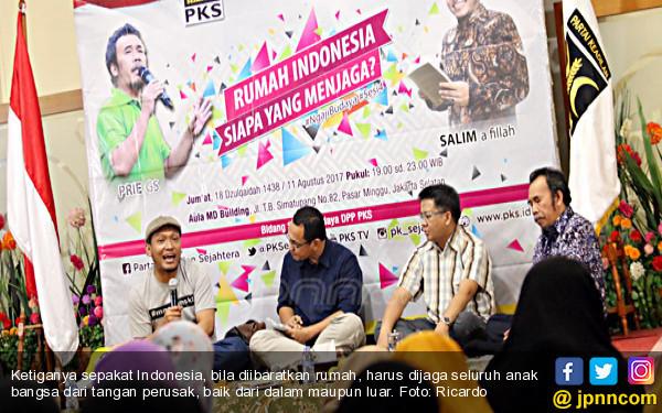Serial Ngaji Budaya Bersama PKS - JPNN.COM
