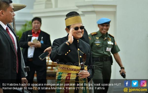 Airlangga Hartarto: Golkar Siap Melanjutkan Cita-Cita Bapak BJ Habibie - JPNN.com