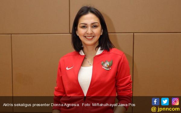 Donna Agnesia - JPNN.COM