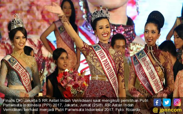 Putri Pariwisata Indonesia 2017 RR Astari Indah Vernideani - JPNN.COM