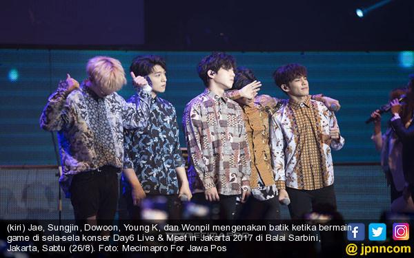 Day6 Live & Meet in Jakarta 2017 - JPNN.COM