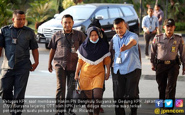 Hakim PN Bengkulu Suryana - JPNN.COM