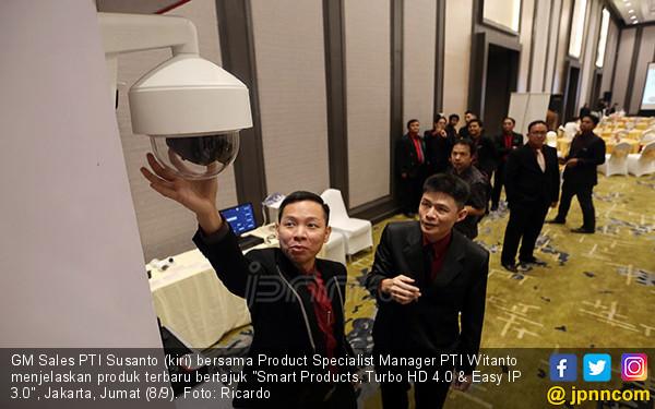 Hikvision luncurkan CCTV Turbo HD 4.0 & Easy IP 3.0 - JPNN.COM