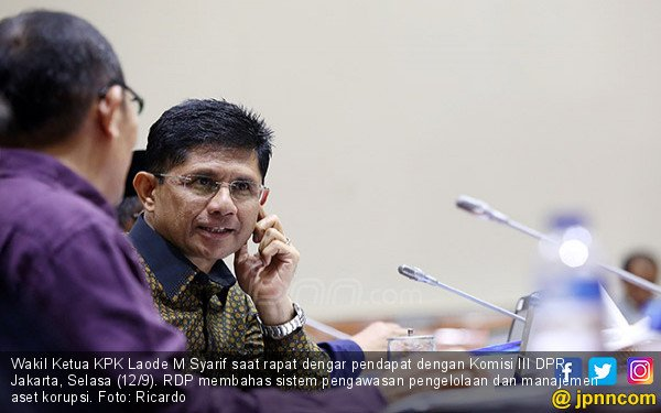 Rencana Lanjutan KPK untuk Mekeng Golkar di Kasus Suap Samin Tan - JPNN.com