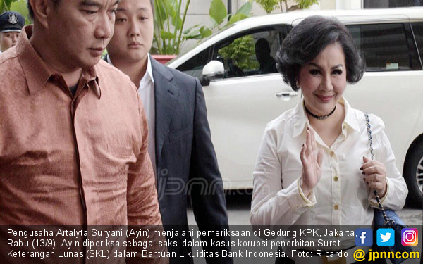Artalyta Suryani Diperiksa KPK - JPNN.COM