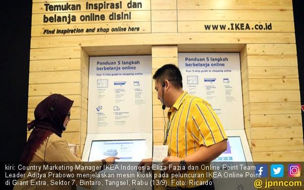 Nikmati Keseruan IKEA Online Point - JPNN.COM