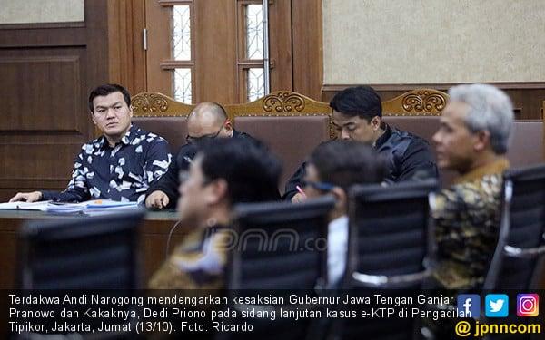 Andi Narogong Kembali Jalani Sidang - JPNN.COM