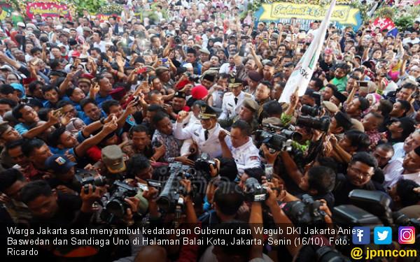 Bukan Anies Baswedan Saja, Jokowi juga Pernah Bicara Pribumi - JPNN.COM