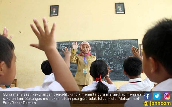 Miris, Dunia Pendidikan Krisis Tenaga Pendidik - JPNN.COM