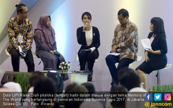 Talk Show Pameran Indonesia Science Expo 2017 - JPNN.COM