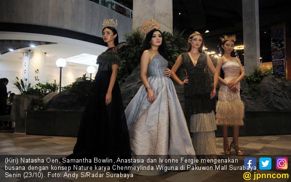 Fashion Karya Chenmeylinda Wiguna - JPNN.COM