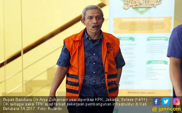 Bupati Batubara Ok Arya Zulkarnain - JPNN.COM