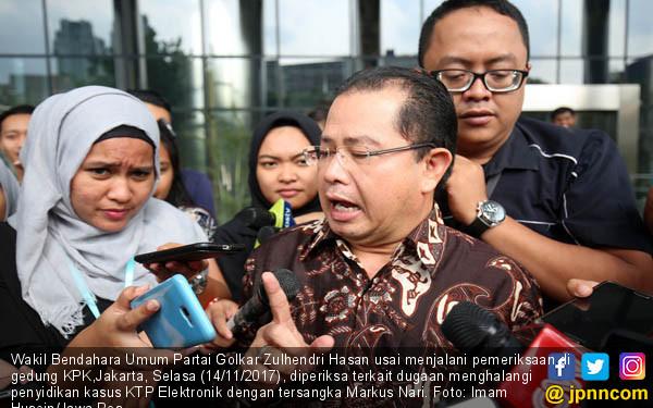 Wakil Bendahara Umum Golkar Diperiksa KPK - JPNN.COM
