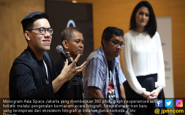 Opening Monogram Asia Space Jakarta - JPNN.COM