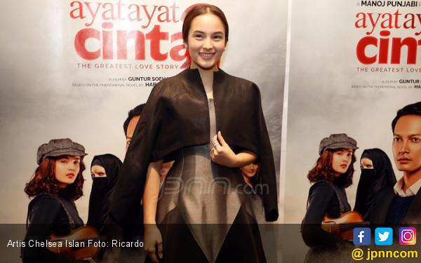 Chelsea Islan Tak Betah Traveling Sendiri - JPNN.com