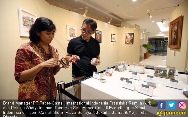 Pameran Seni Faber-Castell - JPNN.COM