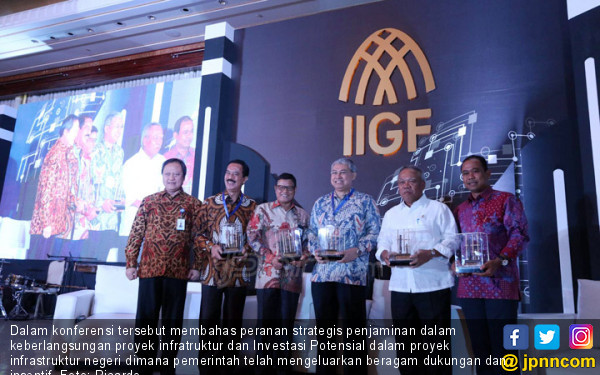 IIGF National Infrastructure Conference (NIC) 2017 - JPNN.COM